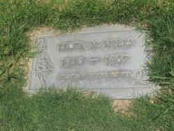Leota Mae Mills