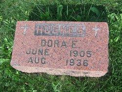 Dora F. <i>Flahive</i> Hughes
