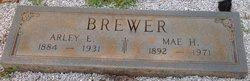 Arley E Brewer