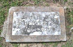 Willie <i>White</i> Ueckert