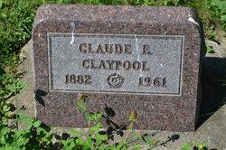 Claude E Claypool