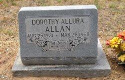 Dorothy Allura Allan