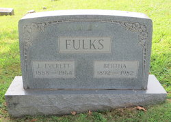 Bertha <i>Goodman</i> Fulks