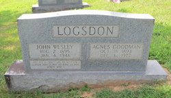 John Wesley Logsdon