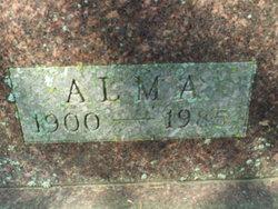 Alma Edna <i>Seiler</i> Braue