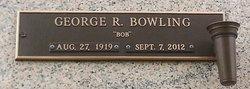 George Robert Bowling