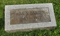 Ada S <i>Decker</i> Barber