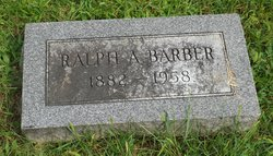 Ralph Acker Barber