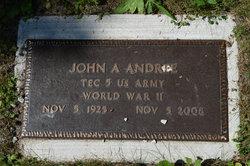 John A Andree