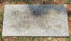 Cleophas Blanton