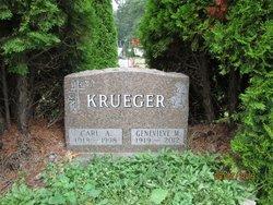 Genevieve M. <i>Krueger</i> Kubek