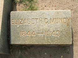 Elizabeth Catherine <i>Smith</i> Mundy