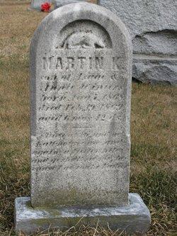 Martin K Winters
