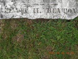 Edwin H. Benton