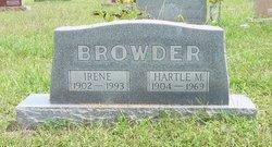 Thelma Irene Irene <i>Pearson</i> Browder