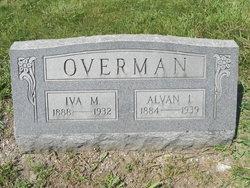 Iva Myrtis <i>O'Dell</i> Overman
