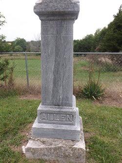 Mary Frances <i>Libel</i> Allen