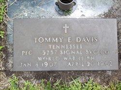 Thomas Eblen Tommy Davis