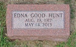Edna Louise <i>Good</i> Hunt