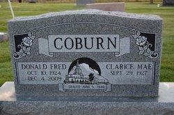 Donald Fred Coburn