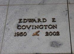Edward E Covington