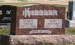 Mary Lorette <i>Maynard</i> Kieffer