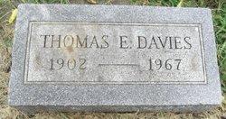 Thomas Ellis Davies