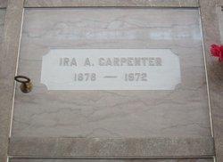 Ira Alfred Carpenter