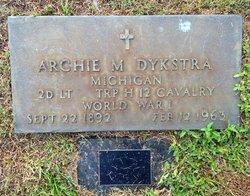 Archibald McIntyre Dykstra