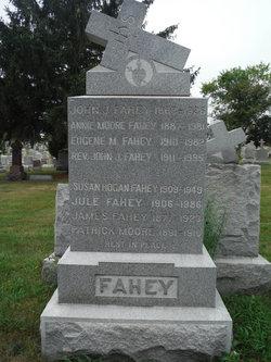 James J Fahey