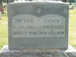 Eliza Jane <i>Brantley</i> Bagwell