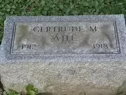 Gertrude M. Ahl