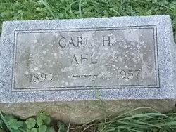 Carl Herman Ahl