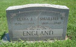 Clara Jane <i>Forman</i> England