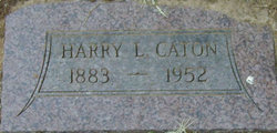 Harry Lavorn Caton