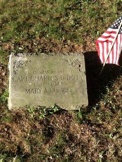Capt Charles D Doty