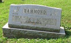 Florence Ruth <i>Harnish</i> Hammond