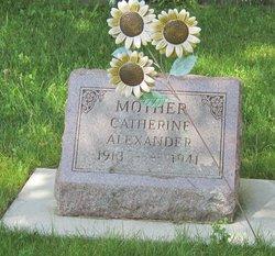 Catherine Marie Hellen <i>Karr</i> Alexander