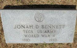 Jonah D. Bennett