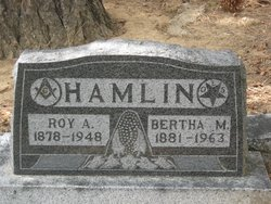 Bertha May <i>Fonda</i> Hamlin