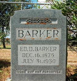 Edward Donald Barker
