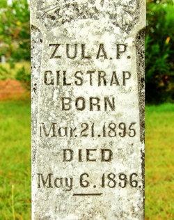 Zula Pearl Gilstrap