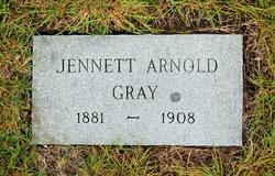 Jennett Arnold Gray