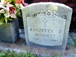 Kanzetty Kannie <i>Forehand</i> Bonnett