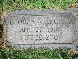 George Albert Archie