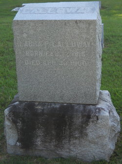 Laura P. <i>Andrews</i> Galloway