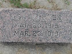 Asa Madsen, Jr
