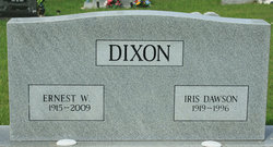 Ernest Wade Dixon
