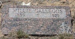 Willie Gallegos