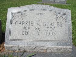 Carrie Vergia <i>Cessna</i> Beaube
